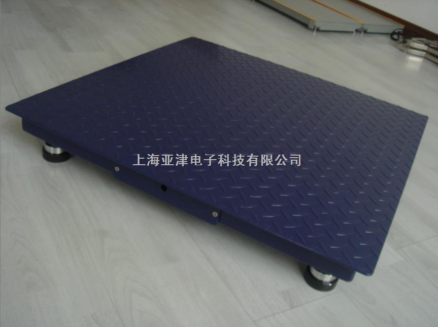 双层电子磅秤,10吨地磅,地磅称,上海亚津电子地磅