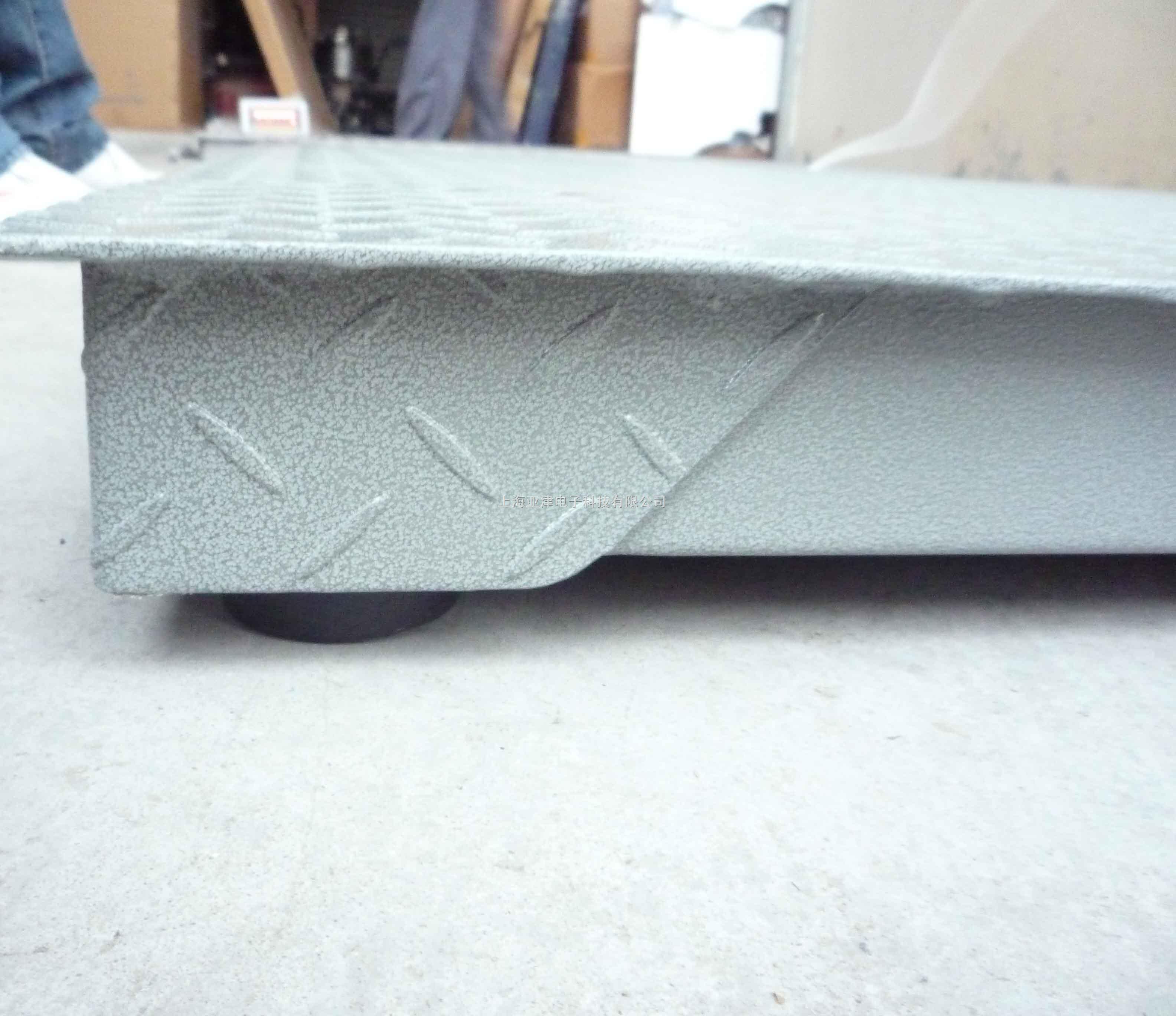 不锈钢电子地磅,不锈钢单层电子地磅产品说明