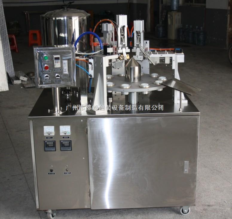 广州复合软管灌装封尾机厂家