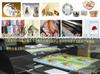竹片彩喷机木板印制机木材平板机木片印画机竹木喷印机竹木印刷机